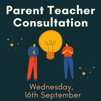 Parent Teacher Consultation - by Mr Craig Gamble