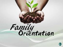 join our Family Orientation via Zoom