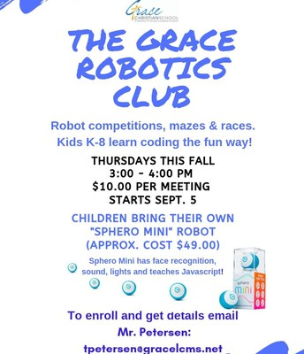 Robots Too!