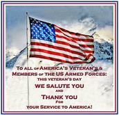Honoring former students, alumni, friends, and family who have served our country