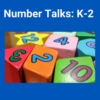Number Talks: Grades K-2