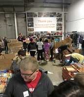 Lane Supports Feeding America!