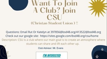 Christian Student Union
