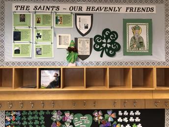 The Saints...Our Heavenly Friends