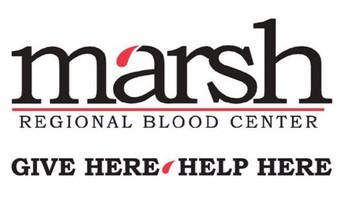 Marsh Blood Drive