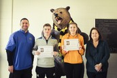 Congrats February Students of the Month