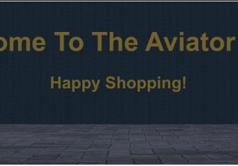 Aviator Shop Update
