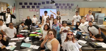 Mr. Straka's Whiteout!