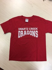 SC Dragons-Block Design T-Shirt