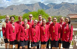 Basha FCCLA Team