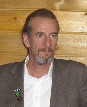 A.M. KEYNOTE SPEAKER - John-Michael Keyes