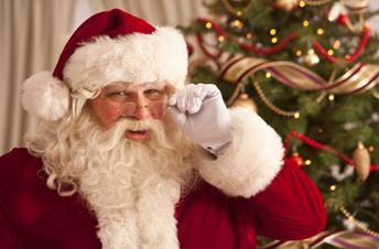 Santa Claus is coming to Mahanay!