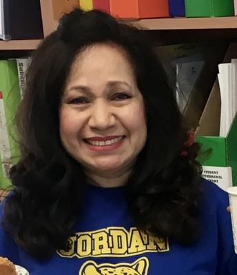 Mrs. Maria Espinosa