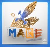 Learning in 3D via 123D Make