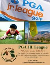 PGA JR. League Golf is Here!