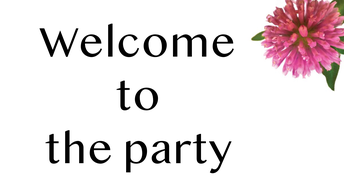 Party Theme #2 Facebook Group Cover