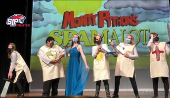 """Purchase Tickets for upcoming theater event - """"Spamalot"""""""