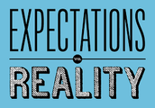 Reminder of Working Expectations for ESP staff