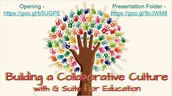 Building a Collaborative Culture with G Suite for Education