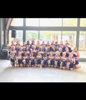 1st Time Legacies perform at Astros Game