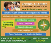 4 Points Academy Private School at IQuest Steiner Ranch