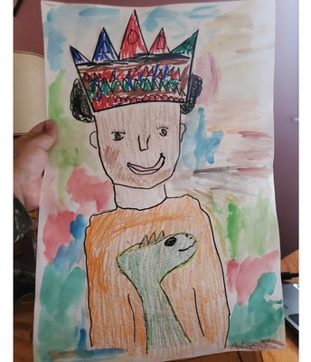 Created by Anthony I., 1st Grade