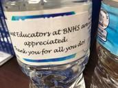 BNHS Guest Educators