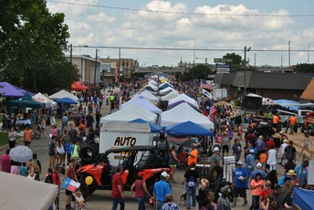 37th Annual Tomato Fest Saturday, June 12, 2021