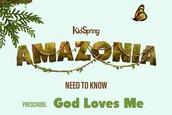 AMAZONIA Week 3