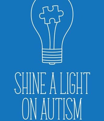 Autism Awareness - Wear BLUE This Friday