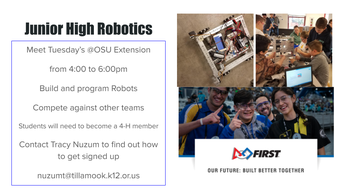 Robotics Club!