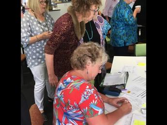 9th Regional NZLA Leadership Workshop.