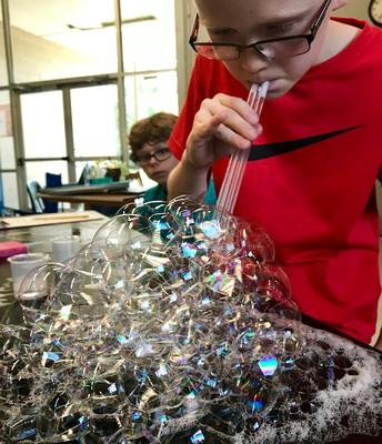5th Grade Bubbleology