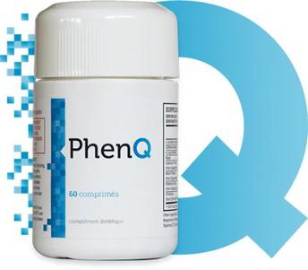 Quelle est la composition de PhenQ ?