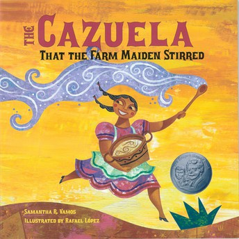 """The Cazuela That the Farm Maiden Stirred"" by Samanta R. Vamos"