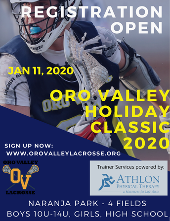 Oro Valley Holiday Classic
