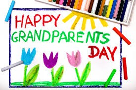 Grandparent's Day - September 9