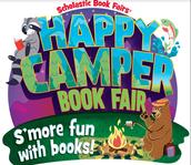 Book Fair:  Feb. 9 - 16