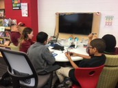 ASI students work on drones