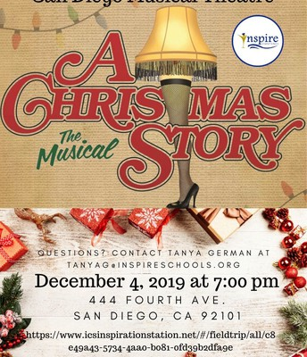 A Christmas Story - San Diego Musical Theater