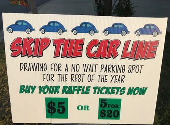 "PTO ""Skip the Car Line"" Fundraiser!!"