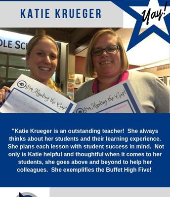 Ms. Krueger