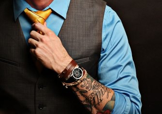 """The """"Business Look"""": Tattoos, Yes or No?"""