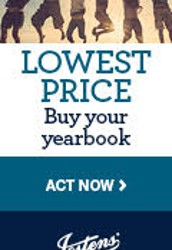 Lowest Price on Yearbooks!