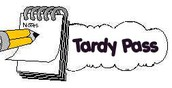 When is my child considered tardy?