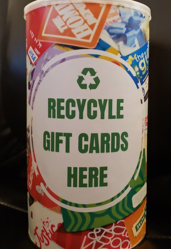 Gift Card Reuse Program