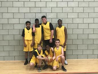 Year 8 Basketball