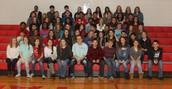 8th Grade Honor Roll