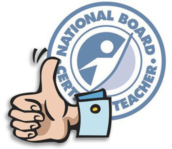 National Board Certified Teacher (NBCT) Happenings
