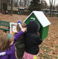 Stocking the Little Free Library